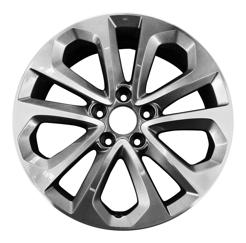 Honda Factory Rims >> Amazon Com Auto Rim Shop Honda Accord 2013 2014 2015 18