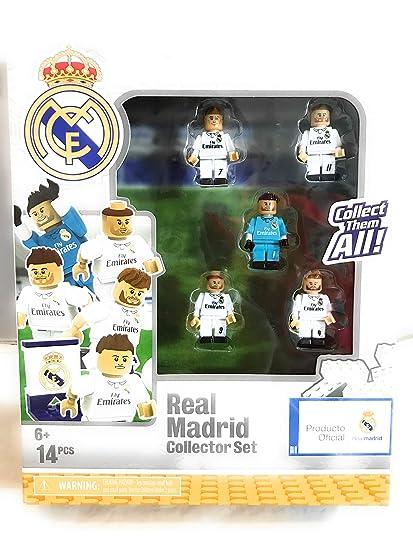 Amazon.com: The Bridge Direct Real Madrid - Juego de ...