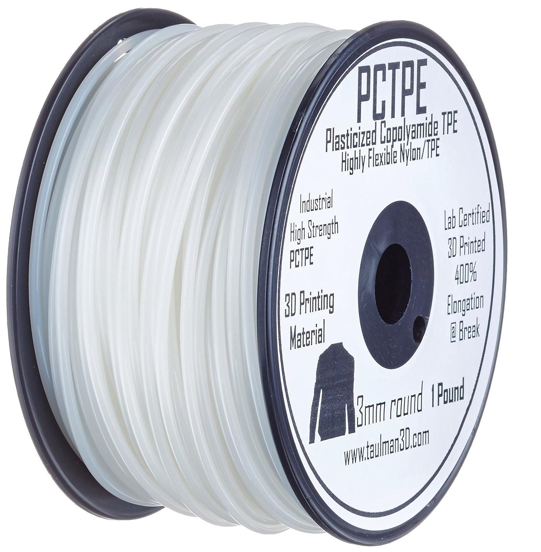Taulman PCTPE Plasticized Copolyamide TPE Filament - 3.00mm - 0.45 ...