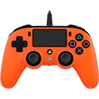 PlayStation 4 Controller Orange