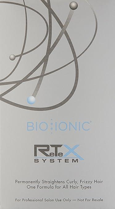 Amazon Bio Ionic Retex Hair Straightening System Retex Kit