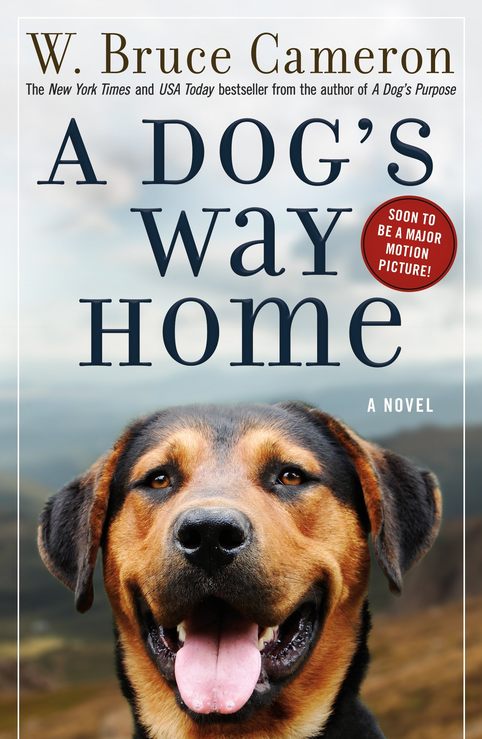 Dogs Way Home Bruce Cameron product image