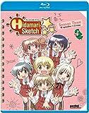 Hidamari Sketch: Hoshimittsu 3 Complete Collection [Blu-ray]