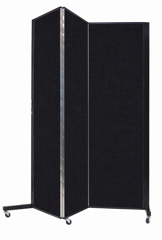 Screenflex® Pantalla de privacidad, 5,75 pulgadas x 5,75 pulgadas, color carbón: Amazon.es: Amazon.es