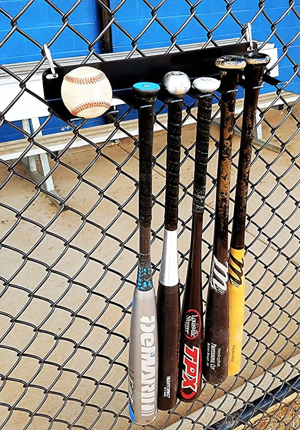Amazon.com: (Hierro American) multiuso acero bate de béisbol ...