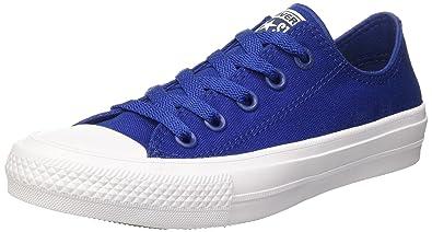 Converse Unisex Erwachsene Chuck Taylor All Star Ii Sneaker Ox Sneaker Ii ... 201846