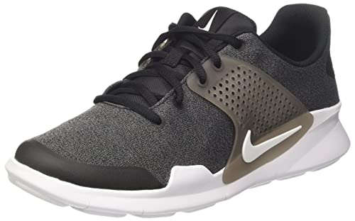 Nike Men's Arrowz Trainers, Grey (Black/White-Dark Grey), 6