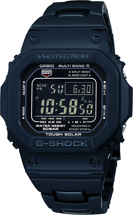 Casio G-Shock GW-M5610BC-1JF Tough Solar