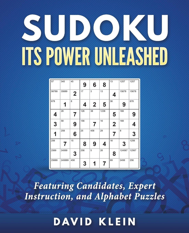 Sudoku Unleashed Featuring Candidates Instruction product image