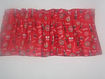 Amazon.com: Handmade Red Coca cola Soda Bottle Allover Window ...