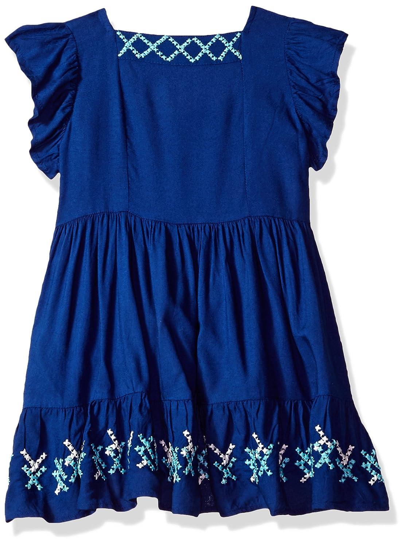 8de51ed561 OndadeMar Girls Lotto Short Dress Cover-up KVEC026/LOT Cover-Ups & Wraps