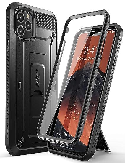 SupCase iPhone 11 Pro Max Hülle 360 Grad Handyhülle Outdoor Case Bumper Schutzhülle Full Cover [Unicorn Beetle Pro] mit Integriertem Displayschutz und