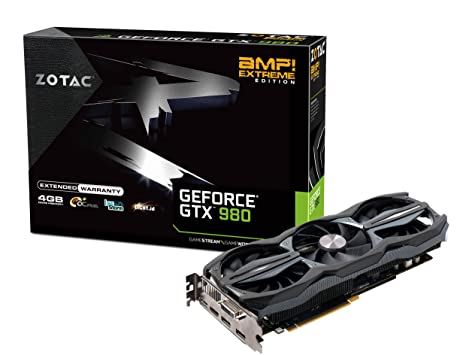 Amazon.com: Zotac ZOTAC GeForce GTX – Omega Edition 4 GB ...