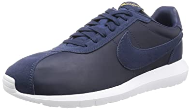 NIKE Roshe LD 1000 Premium QS Hommes Sneaker Bleu 842564 401, Taille