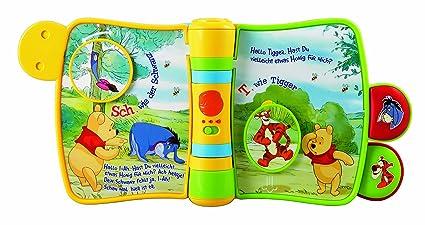 Amazon.es: Vtech Winnie the Pooh 80-119104 Libro de aventuras: La ...