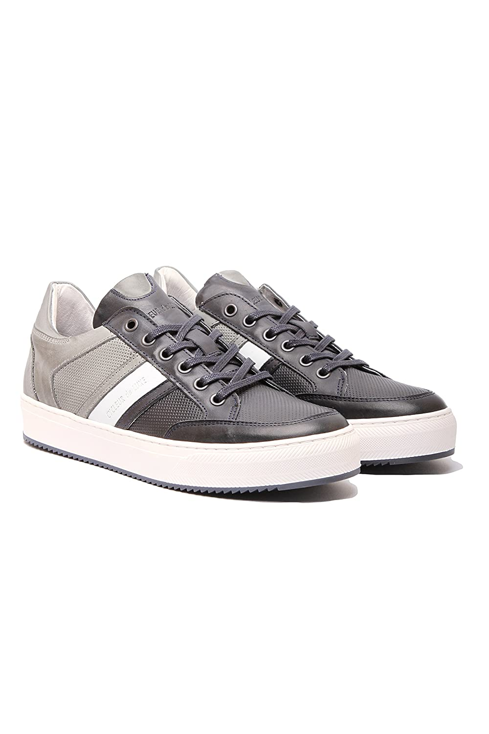 more photos 45a8a e8819 Cycleur de luxe Sneaker Burton Grau 42 EUMehrfarbig - associate-degree.de