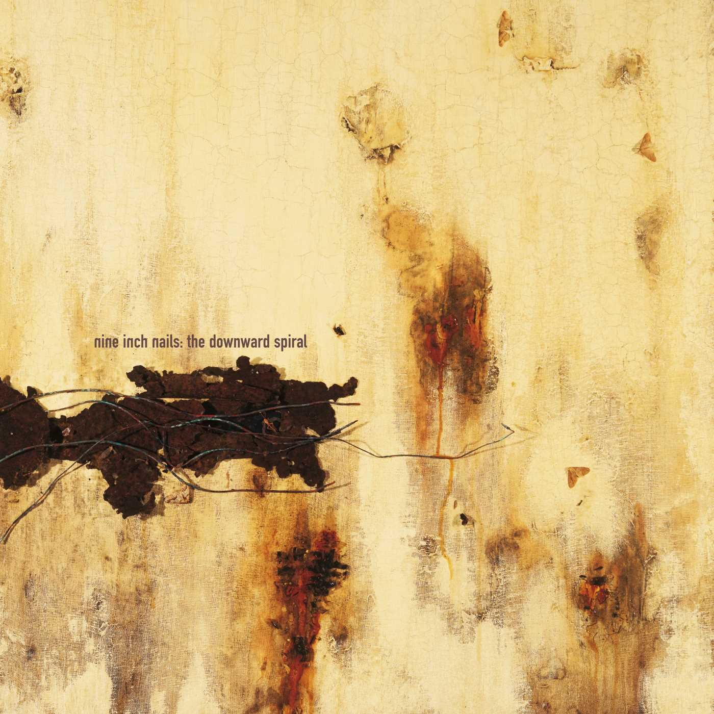 Nine Inch Nails - The Downward Spiral [2 LP] - Amazon.com Music