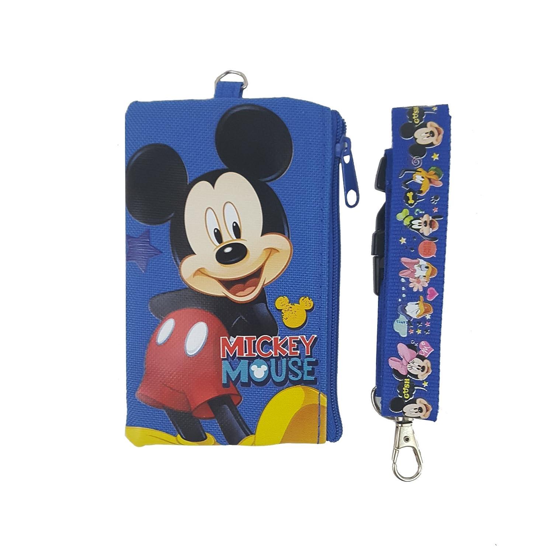 Disney Mickey Friends Lanyards Detachable Image 3