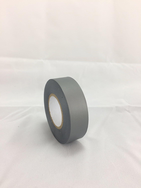 12x Grey Football Match Regulation Sock Tape Shin Pad Guard Rugby Hockey