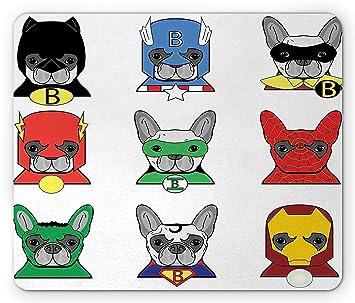 Alfombrilla De Raton Bulldog Es Diversion Cachorros De Dibujos