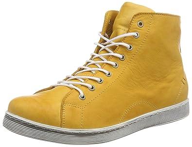 grand choix de 2019 charme de coût bien Amazon.com: Andrea Conti Women's 0341500 Hi-Top Trainers: Shoes