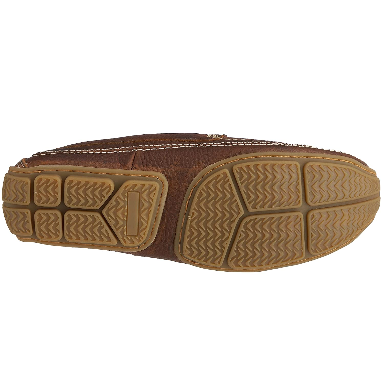 Chatham D829 Cannes Men s Driving Shoes - Brown 1b187c1571c