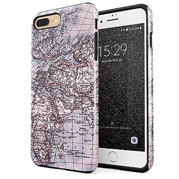 coque iphone 8 map
