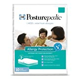 Sealy Posturepedic Allergy Protection Zippered