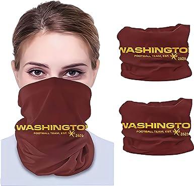 American Football Team Face Mask Neck Gaiter Cover Headband for Outdoor Sport