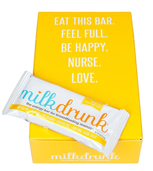 Gift Baskets for New Moms | Milk Drunk Energy Bar