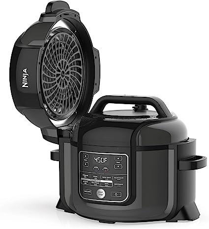Ninja OP302 Foodi 9-in-1 Pressure Cooker and Air Fryer