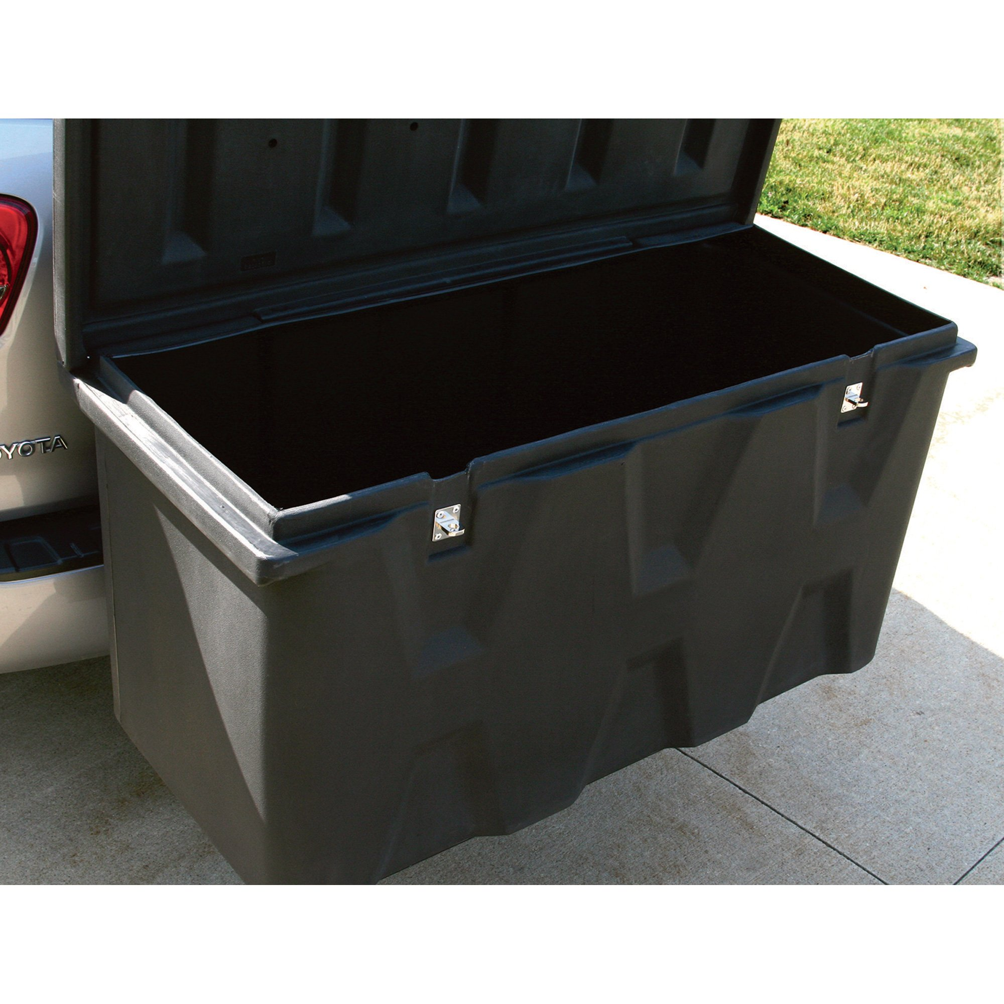 RomoTech All-Purpose Poly Tailgate Cargo Chest - 17 Cu. Ft., 300-Lb. Capacity, Model# 82123385F by RomoTech