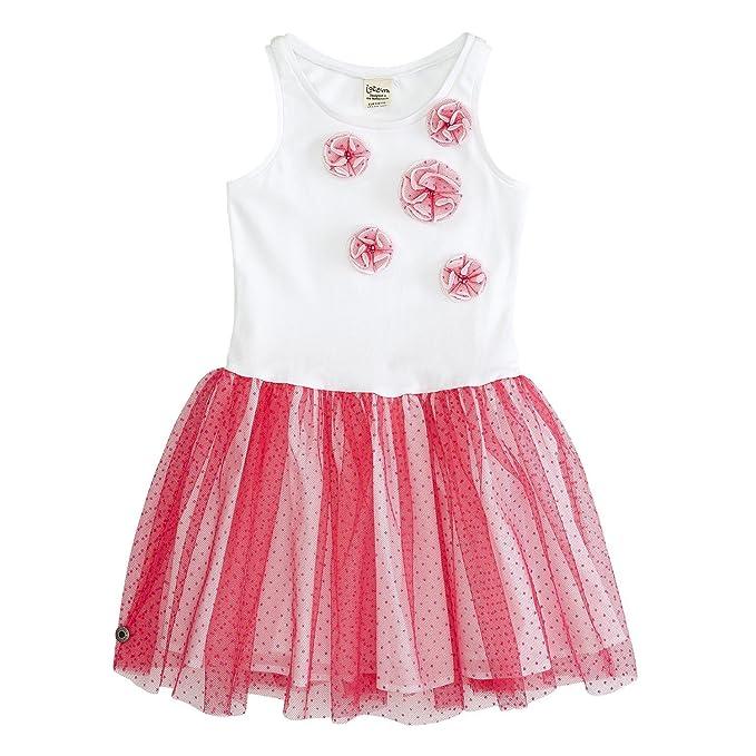 fd5a02fea Jottum - Vestido - para niña: Amazon.es: Ropa y accesorios