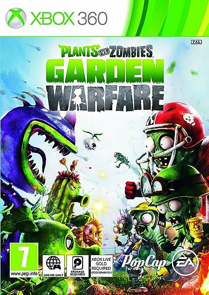 Amazon.com: Plants Vs Zombies: Garden Warfare (Xbox 360) Xbox Live ...