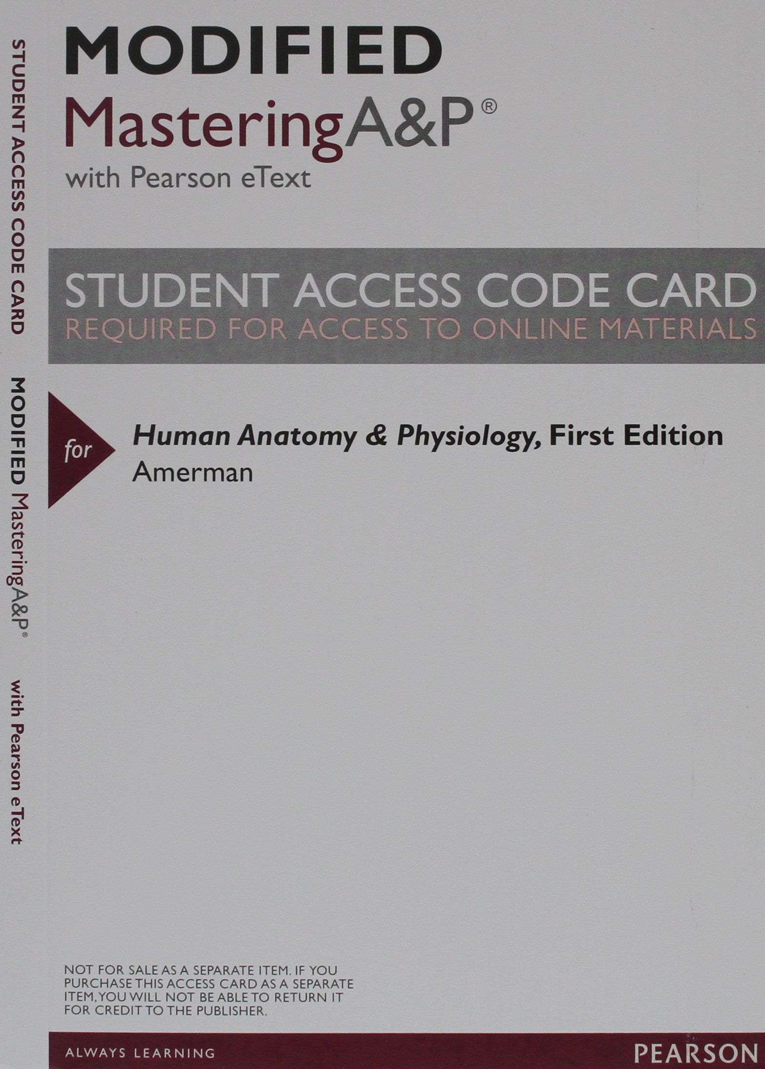 Asombroso Human Anatomy And Physiology First Edition By Erin C ...