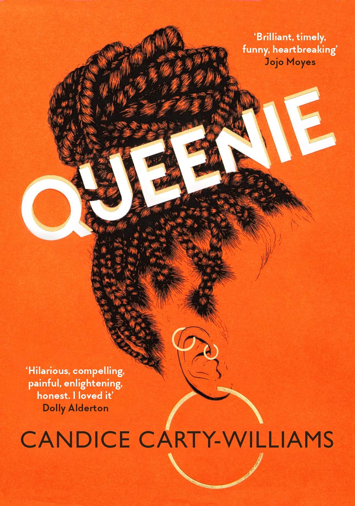 Queenie: British Book Awards Book of the Year: Amazon.co.uk: Carty-Williams,  Candice: 9781409180050: Books