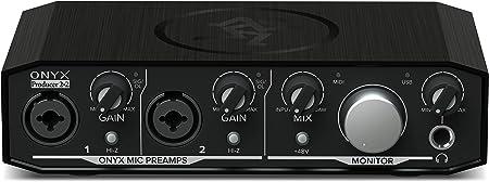 Mackie Audio Interface (Onyx Producer 2-2)