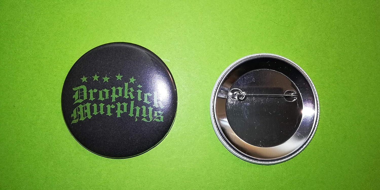 Badge 56 mm//Dropkick Murphys 2 Blue Hawaii BA1097