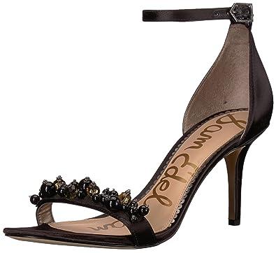 0762ab406818 Amazon.com  Sam Edelman Women s Platt Heeled Sandal  Shoes