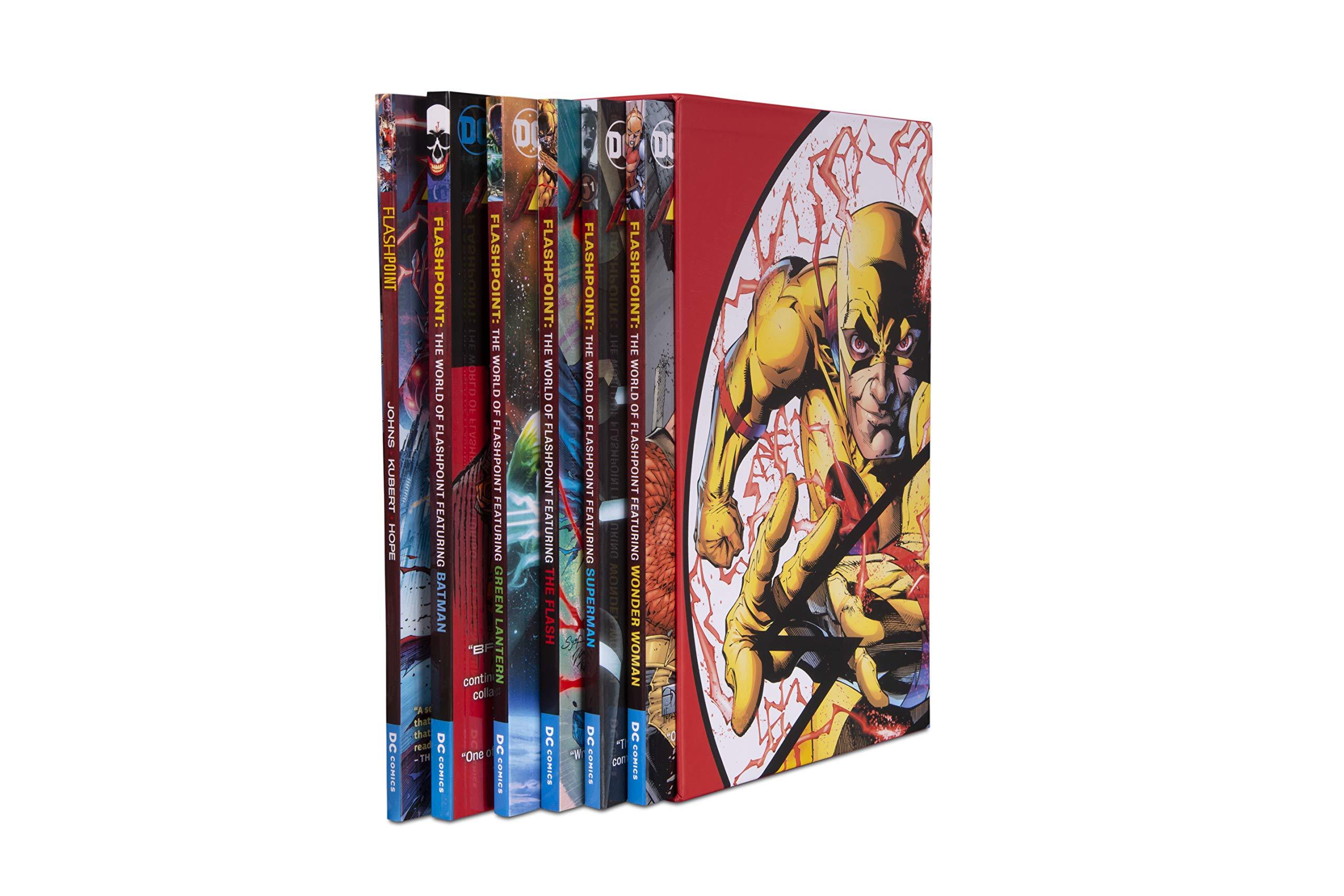 Flashpoint Box Set: Amazon.es: Geoff Johns: Libros en ...