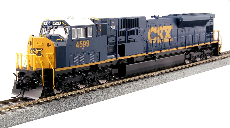 Amazon Kato USA Model Train Products HO Unitrack EMD SD80MAC – Kato Model Train Engine Diagram