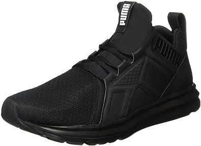 timeless design 2c571 34142 Puma 189498-03 Sneaker Homme Noir Noir - Chaussures Baskets basses Homme  GH8HUA1Z - destrainspourtous.fr
