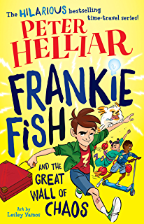 Frankie fish and the sonic suitcase ebook helliar peter lesley frankie fish and the great wall of chaos fandeluxe Images