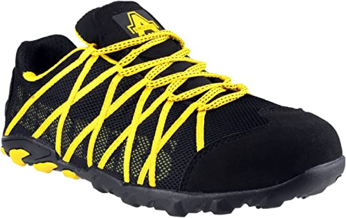 AMBLERS FS25 Mens Steel Toe Cap Safety Work Lightweight Shoes Trainers Boots SZ