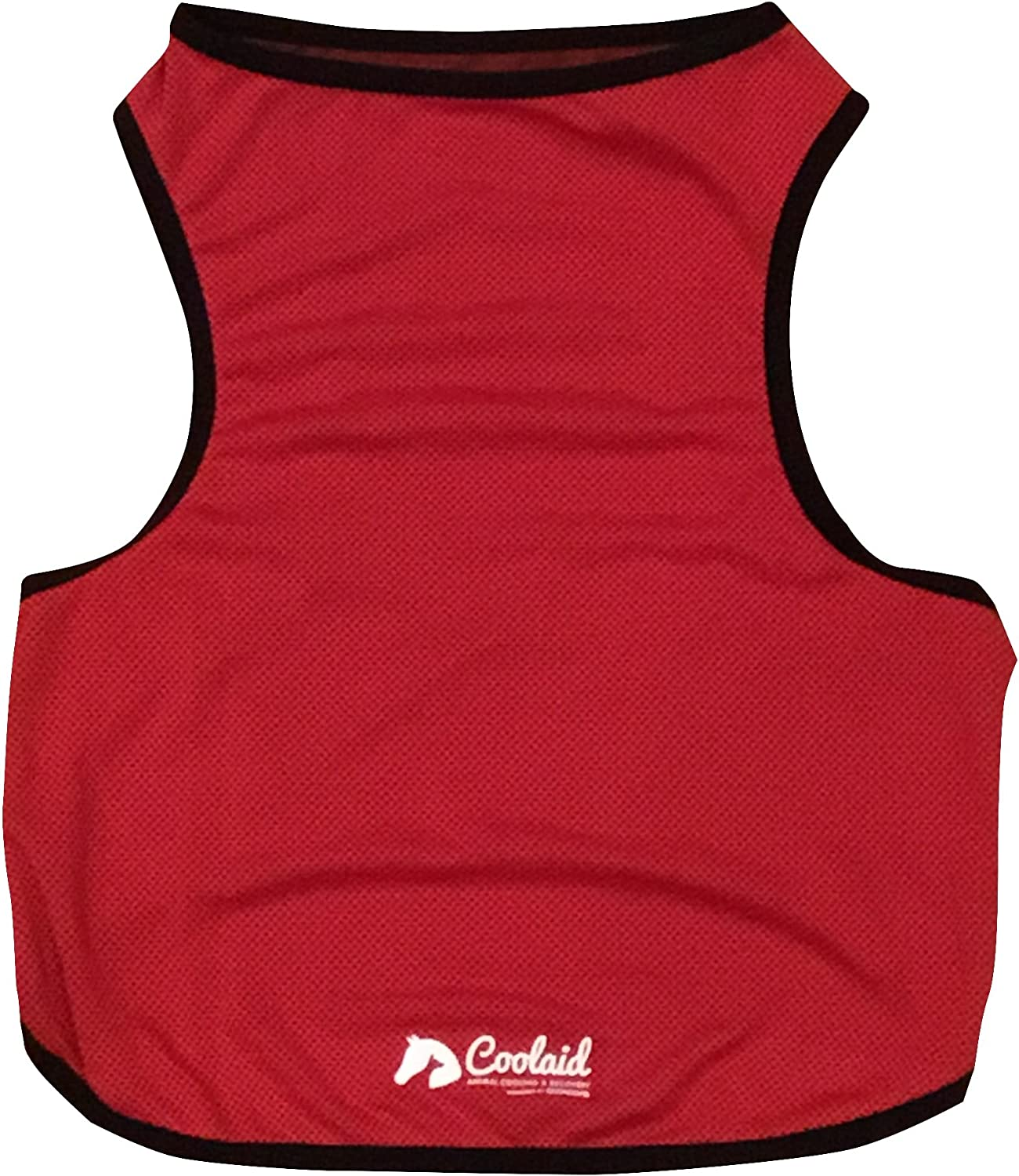 Coolaid Dog Cooling Vests Available In Small, Medium, Large, XXL