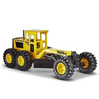 Tonka Steel Grader Vehicle: Toys & Games