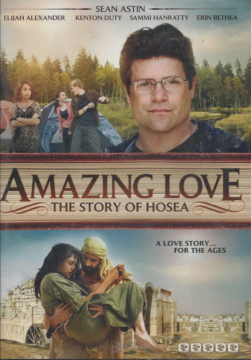 Amazing Love: The Story Of Hosea Bridgestone Multimedia Gr Drama Movie