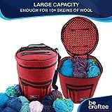 BeCraftee Best Yarn Bag/Knitting