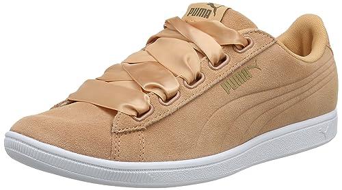 Puma Vikky Ribbon SD P, Zapatillas para Mujer: Amazon.es: Zapatos y complementos