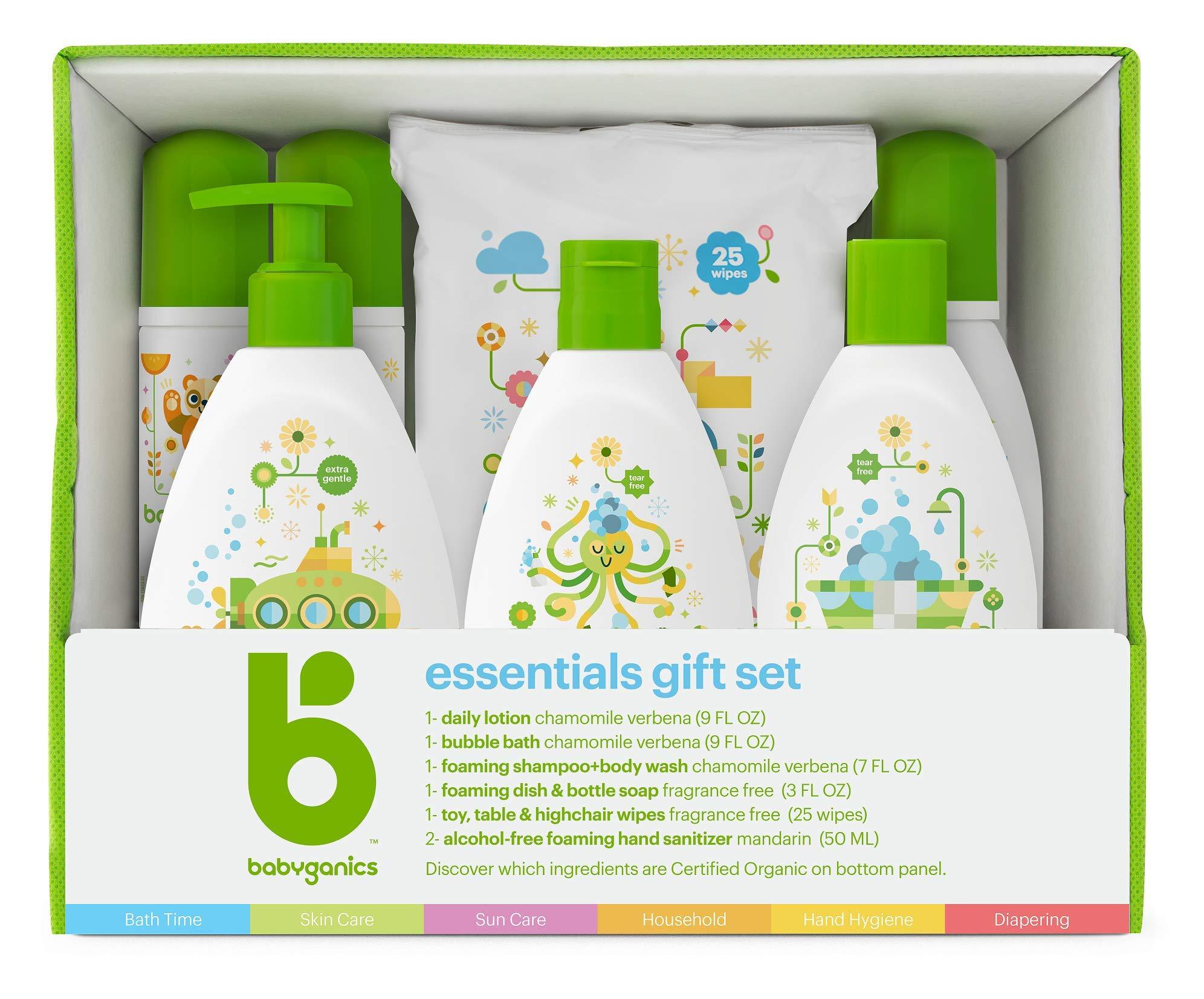 Babyganics Essentials Gift Set